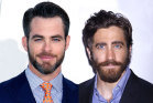 Chris Pine, Jake Gyllenhaal