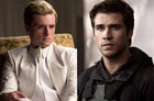 The Hunger Games, Liam Hemsworth, Josh Hutcherson
