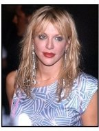 Courtney Love at the Charlie's Angels premiere