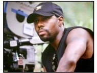 """Tears of the Sun"" Movie Still: Antoine Fuqua"
