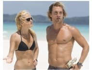 "Kate Hudson and Matthew McConaughey star in ""Fool's Gold"""