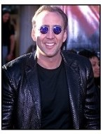 """Nicolas Cage at the """"Gone in 60 Seconds"""" Premiere"""