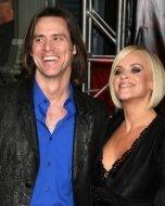 Jim Carrey and Jenny McCarthy