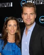 Chris O'Donnell and wife Caroline