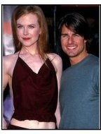 "Tom Cruise and Nicole Kidman at the ""Eyes Wide Shut"" Premiere July 1999"