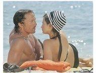 Sahara Movie Stills: Matthew McConaughey and Penelope Cruz