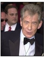 Ian McKellen at the 2002 Academy Awards