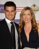 Jonathan Roberts and Heather Mills