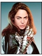 "Yancy Butler in ""Witchblade"""