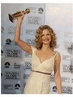 64th Annual Golden Globes Awards Backstage: Kyra Sedgwick