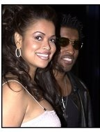 "Kenneth ""Babyface"" Edmonds and Tracey Edmonds at the Josie and the Pussycats premiere"