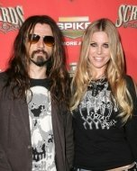 Rob Zombie and Sheri Moon