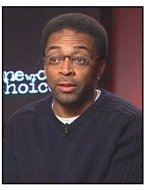 """25th Hour"" Interview Video Still: Spike Lee"