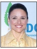 """Julia Louis-Dreyfus at the NRDC's """"Earth to L.A.!-The Greatest Show on Earth"""" Benefit"""