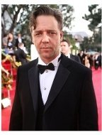 63rd Golden Globes Red Carpet Photos: Russell Crowe