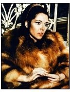 """Bond Women: Diana Rigg as Tracy Vicenzo in """"On Her Majesty's Secret Service"""""""