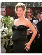 Jennifer Garner on the red carpet at the 57th Annual Primetime Emmy Awards