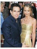 Ben Stiller and Christine Taylor at the <I>DodgeBall: A True Underdog Story</I> Premiere