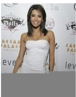 Pussycat Dolls at Caesar's: Eva Longoria