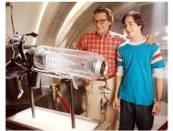 Sky High Movie Stills: Kurt Russell and Michael Angarano