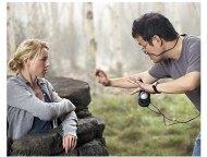 The Ring 2 Movie Stills: Naomi Watts and Director Hideo Nakata