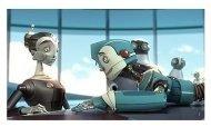 Robots Movie Stills: Cappy and Rodney Copperbottom
