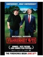 """Fahrenheit 9/11"" Movie Still: Poster"