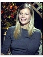 """Shallow Hal"" Interview Video Still: Gwyneth Paltrow"