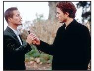 """The Order"" movie Still: Heath Ledger and Benno Fürmann"