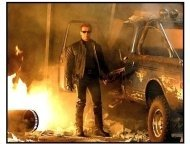Terminator 3: Rise of the Machines movie still: Arnold Schwarzenegger in Terminator 3: Rise of the Machines