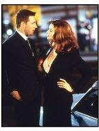 """Confidence"" Movie still: Ed Burns and Rachel Weisz"