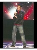 American Idol The Search for a Superstar: Contestant RJ Helton