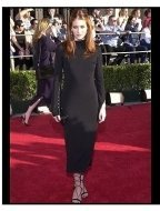 SAG 2002 Fashion: Debra Messing