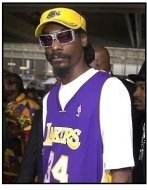 Snoop Dogg at the Baby Boy premiere