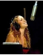 Glitter movie still: Mariah Carey