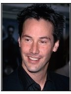 "Keanu Reeves at ""The Matrix"" Premiere."