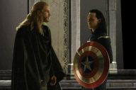 'Thor: The Dark World' Loki The First Avenger