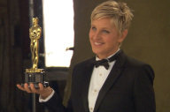 'Oscars' Ellen DeGeneres Interview
