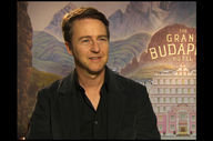 'The Grand Budapest Hotel' Interview
