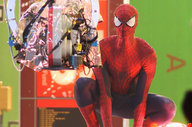 'The Amazing Spider-Man 2' Behind The Scenes Interview