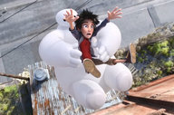 'Big Hero 6' Trailer