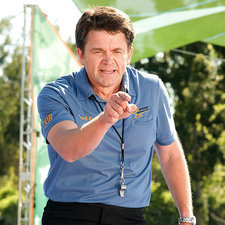 John Michael Higgins, Fired Up
