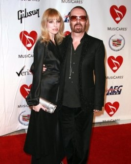 Dave Stewart and guest