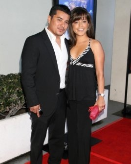 Jacob Vargas and wife Sylvia