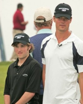 Haley Joel Osment and Josh Duhamel