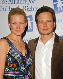 Kelley Limp and Scott Wolf
