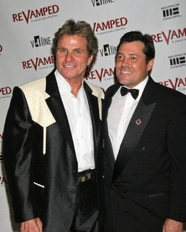 Martin Kove and Jeff Rector