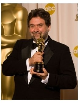 79th Annual Academy Awards Backstage: Guillermo Navarro