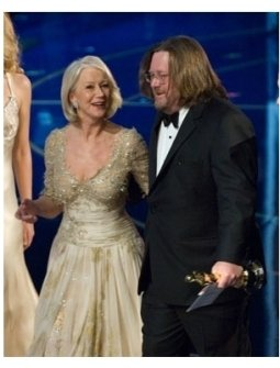 79th Annual Academy Awards Show Photos: Helen Mirren and William Monahan