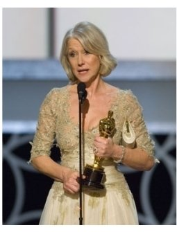 79th Annual Academy Awards Show Photos: Helen Mirren